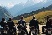 See the best of Himalaya on a motorbike