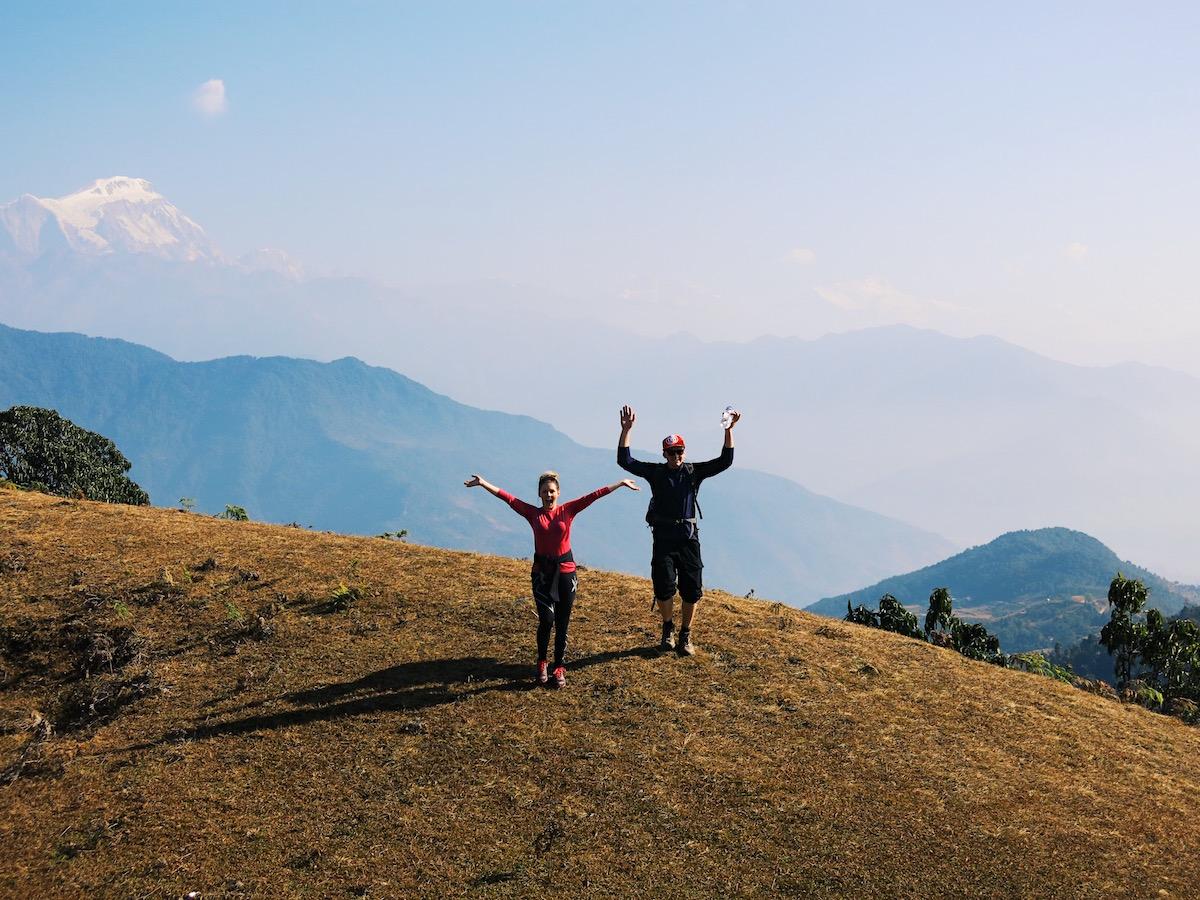 Hiking Trip to Annapurna Base Camp, Nepal